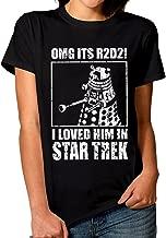 Dalek R2-D2 Combo T-Shirt, Doctor Who Star Wars Tee