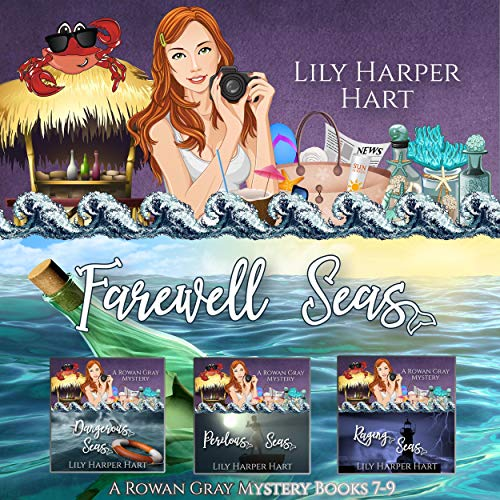 Farewell Seas Audiobook By Lily Harper Hart cover art
