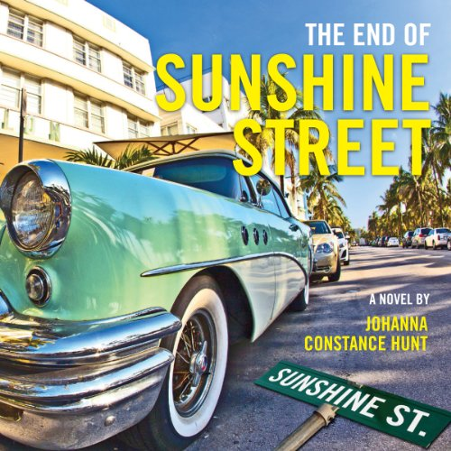 The End of Sunshine Street audiobook cover art