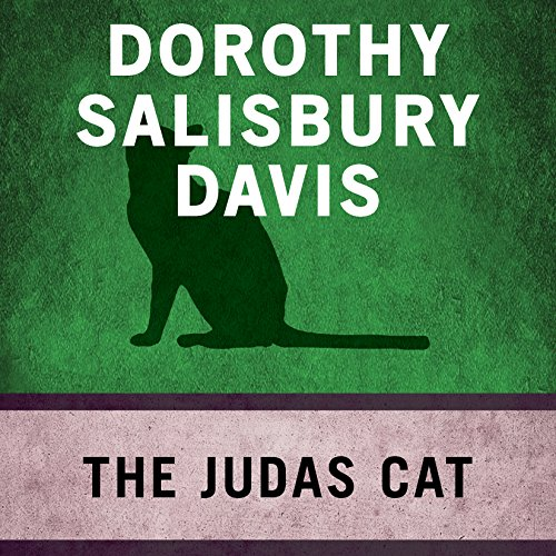 The Judas Cat audiobook cover art