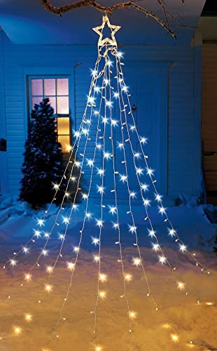 new arrival String high quality Light wholesale Christmas Tree with Star online sale