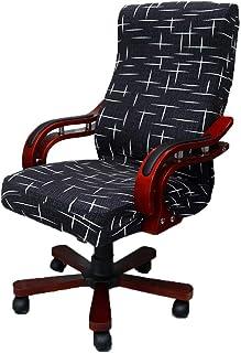 Funda Universal Elástica para Silla, Funda Extraíble para Silla con Tirantes Elásticos Y Hebillas para Racing Gaming Chair