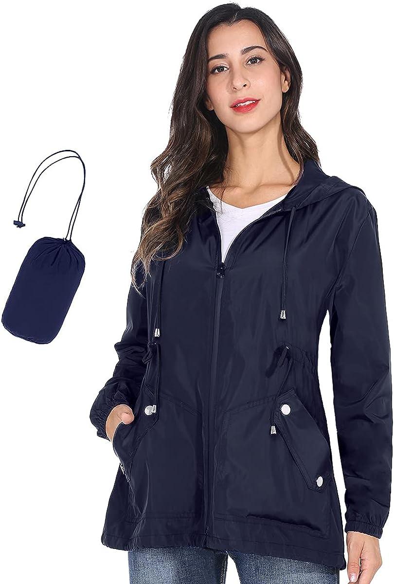 JTANIB Women's Contrasting Sleeve Trench Quantity limited favorite Coat Waist-retractable