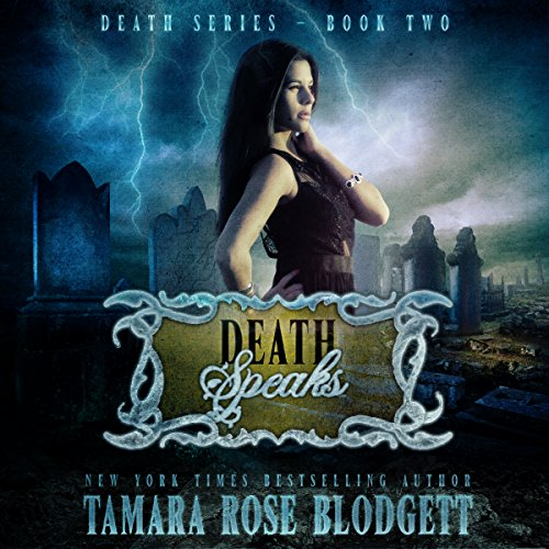 Death Speaks audiobook cover art