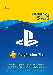 PlayStation Plus Suscripción 3 Meses | Código de descarga