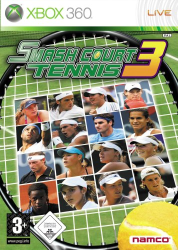Smash Court Tennis 3 [Edizione: Germania]