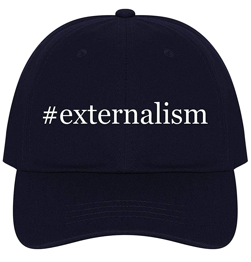 The Town Butler #Externalism - A Nice Comfortable Adjustable Hashtag Dad Hat Cap