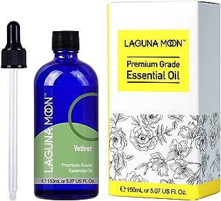 Lagunamoon Essential Oil Vetiver,150ML
