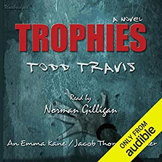 Trophies cover art