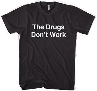 The Drugs Don't Work The Verve Richard Ashcroft Unisex T-Shirt