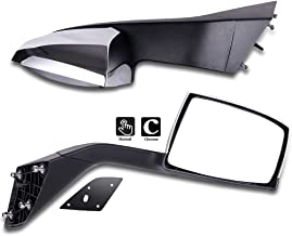 SCITOO Tow Mirrors Compatible with Volvo UP VN VNL 2003 Towing Mirrors with Left Right Side
