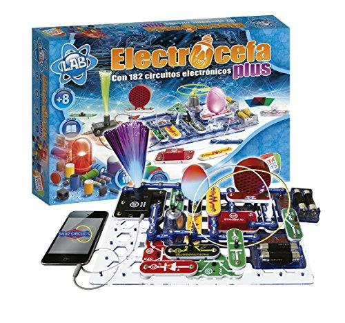 Cefa Toys Electrocefa Plus - Juego de electrónica