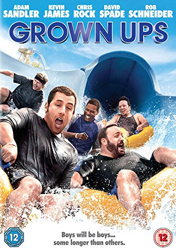 Grown Ups [DVD] [2011]