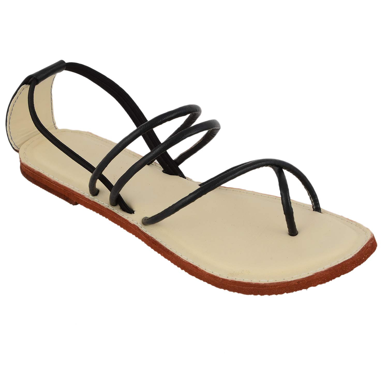 Buy Great Art Women Sling Heeled Sandal