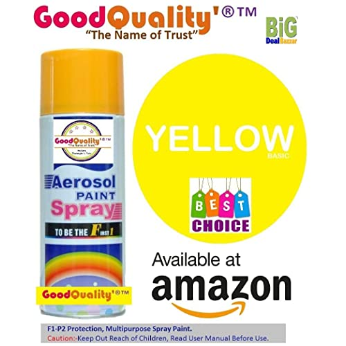 Spray Paint: Buy Spray Paint Online at Best Prices in India - Amazon in