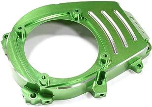Integy RC Model Hop-ups C25560GREEN Billet Machined Rear Engine Cover for HPI Baja 5B, 5T, 5SC & Losi 5ive (v1)