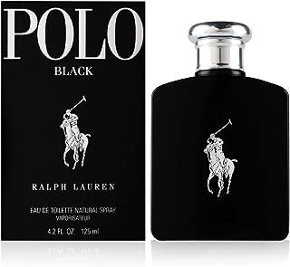 Ralph Lauren Polo Black Men Eau de Toilette Spray, 125ml