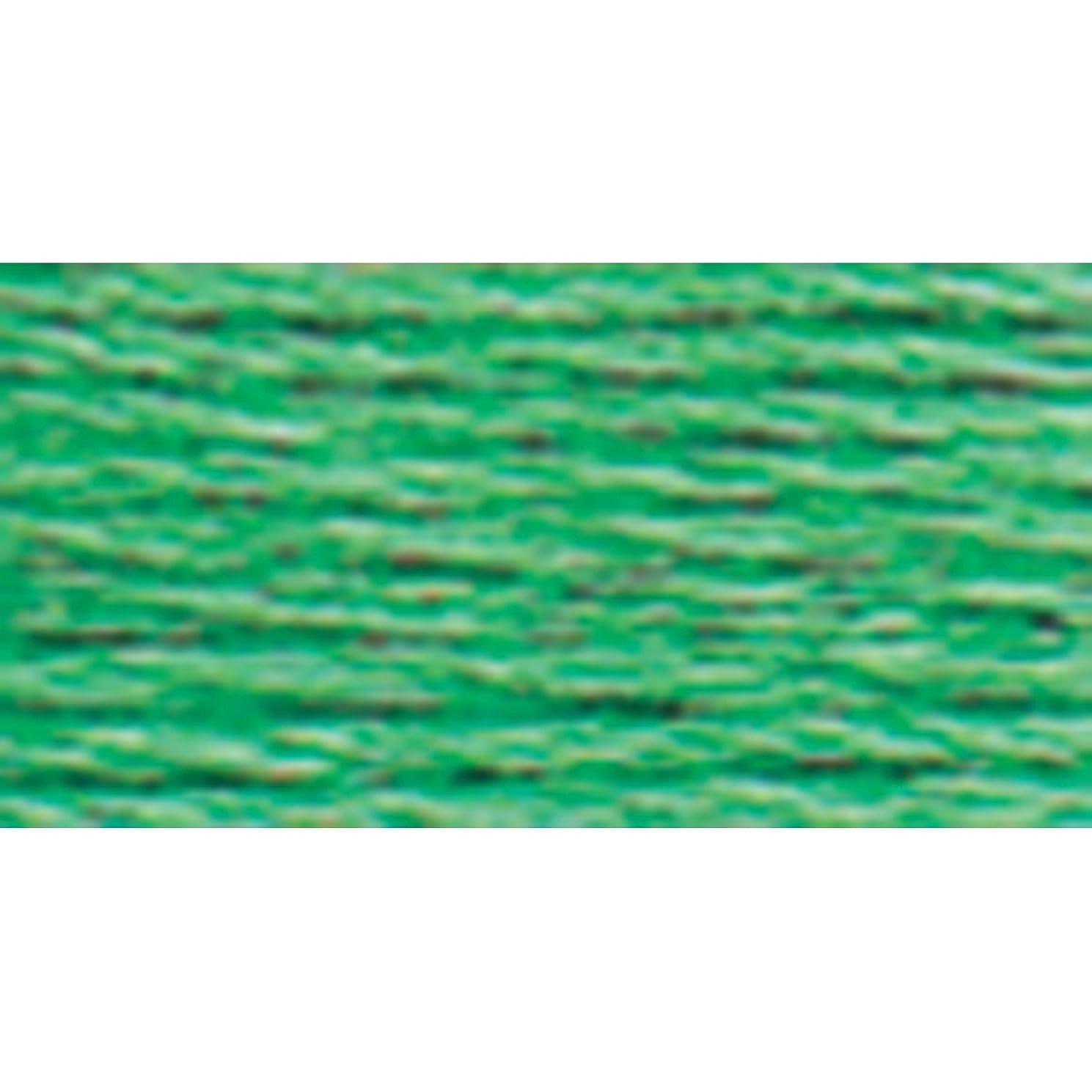 DMC 117-912 6 Strand Embroidery Cotton Floss, Light Emerald Green, 8.7-Yard