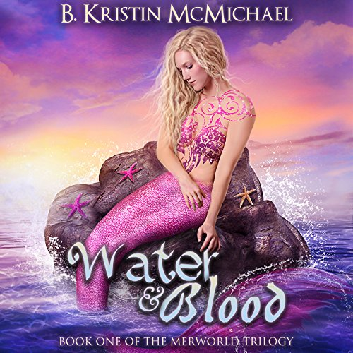 Water and Blood audiobook cover art