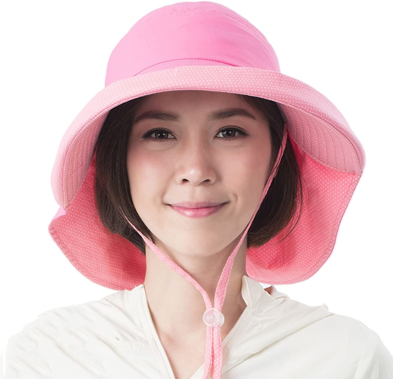 Female Summer Sunhat UV Beach Sun Hat Outdoor Climbing Sun Predection Hat (color   Pink 2)