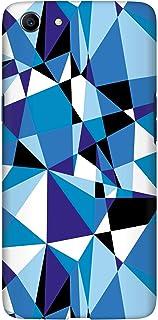 Stylizedd Oppo A83 Slim Snap Basic Case Cover Matte Finish - Crystal Prism