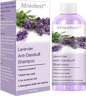 Champu Anticaspa Anti Dandruff Shampoo Psoriasis Champu champú especial para el cuero cabelludo seco/irritado/escamoso ...