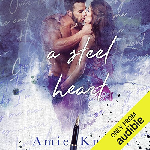 A Steel Heart audiobook cover art
