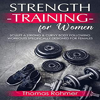 Strength Training for Women cover art