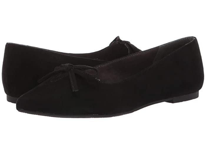Rockabilly Shoes- Heels, Pumps, Boots, Flats Seychelles In Theme Black Suede Womens Shoes $98.95 AT vintagedancer.com