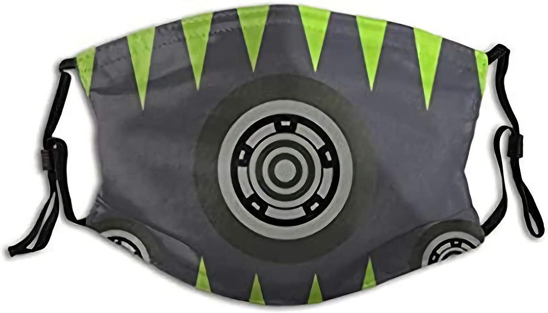 8. Apex Legends Reusable Cloth Face Mask