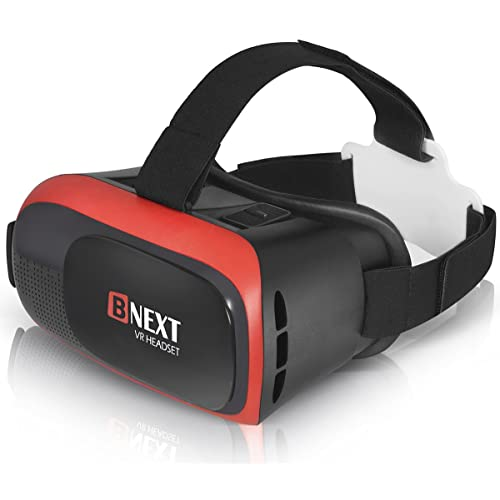 465961ab8091 Bnext VR Headset for iPhone   Android - Virtual Reality Glasses - Play Your  Best mobile