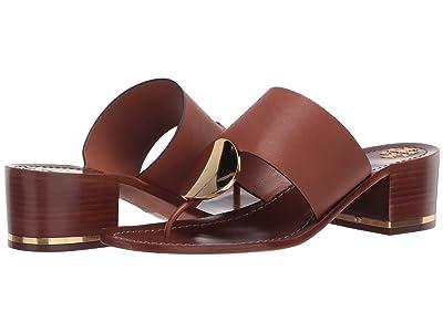 Tory Burch 45 mm Patos Disk Sandal (Mou) Women