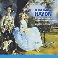 Haydn: Symphonies Nos. 99, 101, 104 by Penson (2005-04-05)