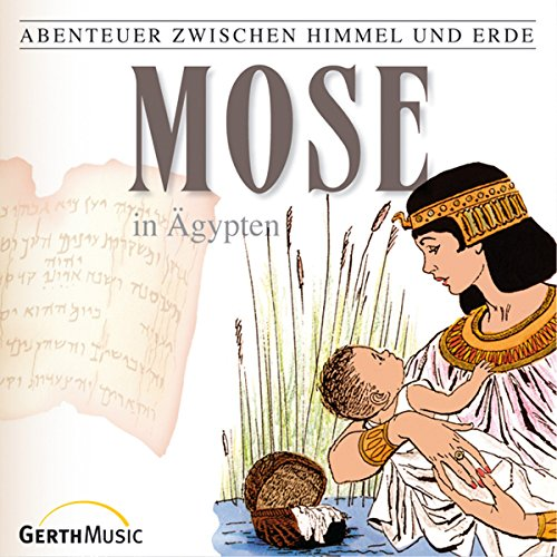 Mose in Ägypten audiobook cover art