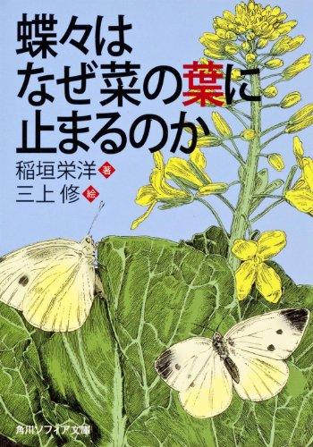 蝶々はなぜ菜の葉に止まるのか (角川ソフィア文庫)の詳細を見る