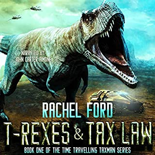 T-Rexes and Tax Law  audiobook cover art