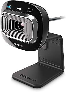 MICROSOFT 1-Pack MS LIFECAM HD-3000 USBWINDOWS 720P Video 30FPS Black(OEM Packaging)