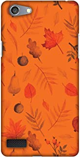 Oppo Neo 7 Case, Premium Handcrafted Designer Hard Shell Snap On Case Shockproof Printed Back Cover for Oppo Neo 7 - Colours of Autumn