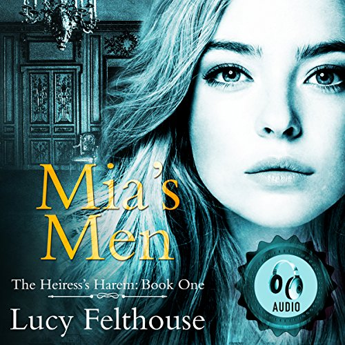 Mia's Men: A Reverse Harem Romance Novel audiobook cover art