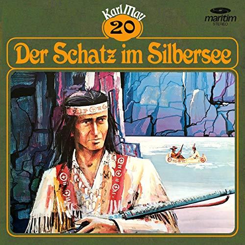 Der Schatz im Silbersee: Grüne Serie 20