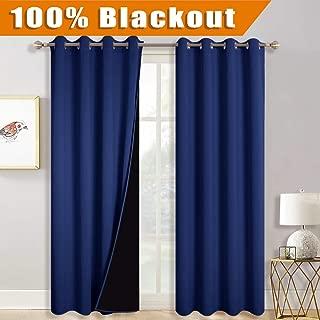 high wall curtains