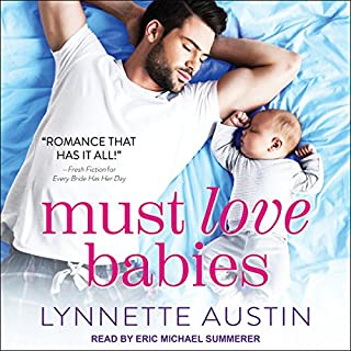 Must Love Babies audiobook cover art
