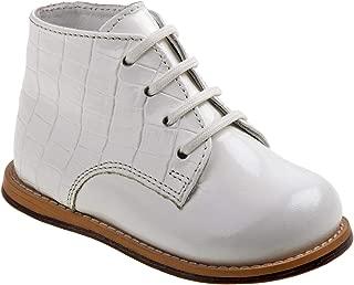 Josmo 2-8 * Croco 步行鞋(白色*鳄鱼,6)