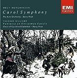 Hely-Hutchinson: Carol Symphony / Vaughan-Williams: Fantasia on Christmas Carols