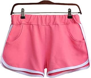 Clearance Sale!FarJing New Women Summer Pants Sports Shorts Gym Workout Waistband Skinny Yoga Short