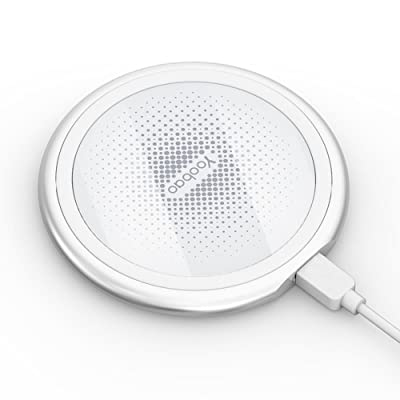 Yoobao Qi Wireless Charger Heat Insulation Wire...