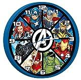 Kids Licensing |Reloj Pared Niños | Reloj Minnie |Diseño Personajes Disney |Reloj Infantil Resistente | Reloj de Pared Infatil| Sistema de Colgado Integrado | Reloj de Aprendizaje | Licencia Oficial