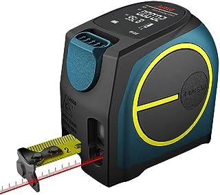 comprar comparacion DTAPE Medidor Láser (DT10/40M), Medidor de Distancia Láser Digital, Medidor de Distancia Láser Recargable, Medidor de Rang...