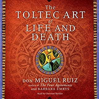 The Toltec Art of Life and Death audiobook cover art