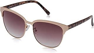 FIORELLIi Women'S Monique Sunglasses, Rose Tort